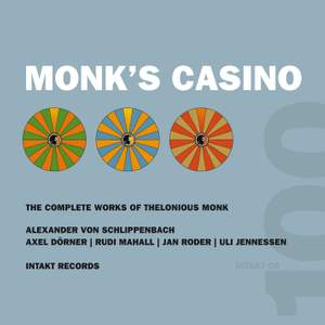 Monk's Casino (feat. Axel Dörner, Rudi Mahall, Jan Roder & Uli Jennessen)