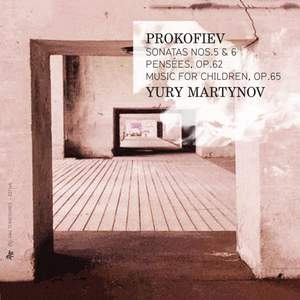 Prokofiev: Piano Sonatas Nos. 5 & 6
