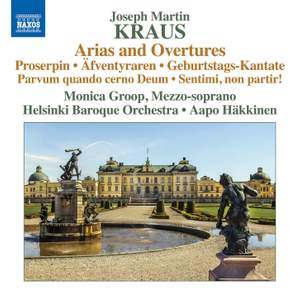 Kraus: Arias & Overtures Product Image