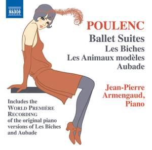 Poulenc: Ballet Suites for Piano