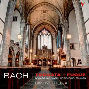 JS Bach: Toccata and Fugue & Other Works