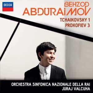 Tchaikovsky & Prokofiev: Piano Concertos Product Image