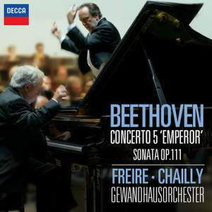 Beethoven: Piano Concerto No. 5 & Piano Sonata No. 32 Product Image