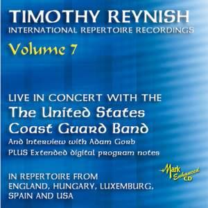 Timothy Reynish Live in Concert, Vol. 7