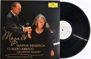 Mozart: Piano Concertos Nos. 20 & 25 - Vinyl Edition