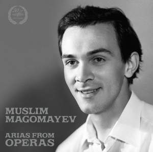 Muslim Magomayev: Arias from Operas - Vinyl Edition