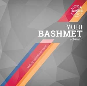 Brahms: Yuri Bashmet Volume 1 - Vinyl Edition