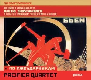 The Soviet Experience: Pacifica Quartet