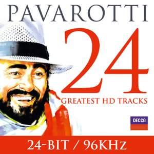 Pavarotti: 24 Greatest HD Tracks