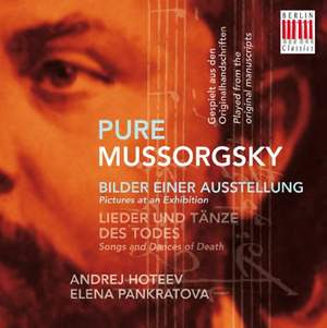 Pure Mussorgsky Product Image