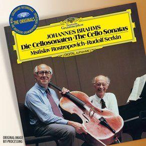 Brahms: Cello Sonatas Nos. 1 & 2