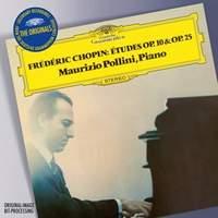 Chopin: 24 Études, opp. 10 & 25 (recorded 1972)