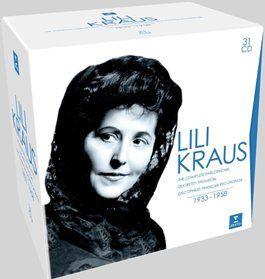 Lili Kraus: The Complete Parlophone, Ducretet - Thomson & Discophiles Français recordings