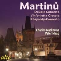 Martinu: Double Concerto