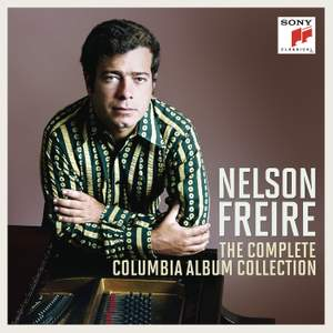 Nelson Freire: The Complete Columbia Album Collection