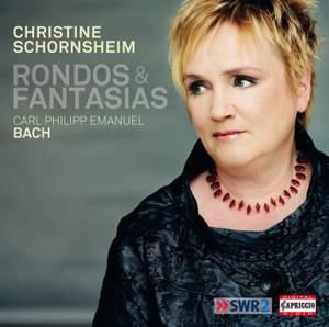 CPE Bach: Rondos & Fantasias