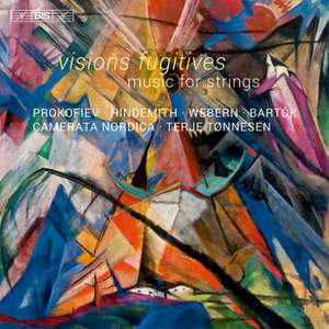 Visions Fugitives: Music for strings Product Image