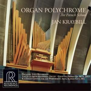 Organ Polychrome: The French School