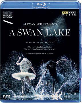 Karlsson, M: A Swan Lake