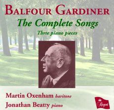 Balfour Gardiner: The Complete Songs