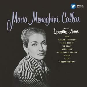 Maria Callas: Lyric and coloratura arias (1954)
