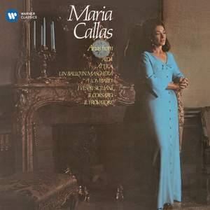 Maria Callas: Verdi Arias III (1964-69)