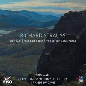 Richard Strauss: Four Last Songs, Don Juan, Also sprach Zarathustra Product Image