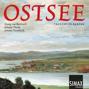 Ostsee: Church Music by Bertouch, Theile & Vierdanck Product Image