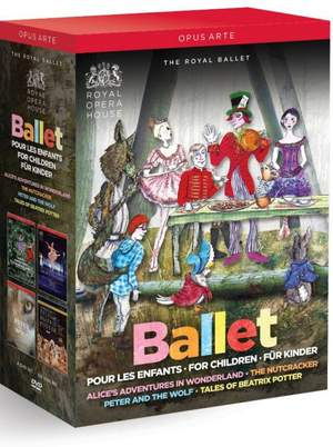 Ballet for Children Product Image