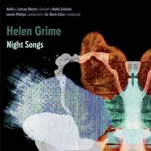 Helen Grime: Night Songs