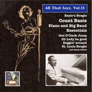 All That Jazz, Vol. 13: Basie's Boogie