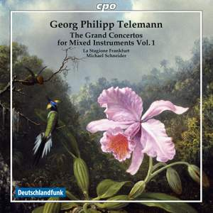 Telemann: The Grand Concertos for Mixed Instruments, Vol. 1 Product Image