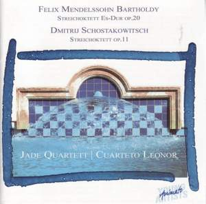 Mendelssohn: Streichoktett Op. 20 & Schostkowitsch: Streichoktett Op. 11