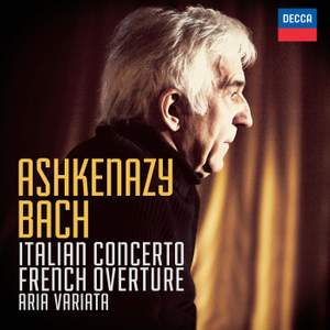 JS Bach: Italian Concerto & French Overture Product Image