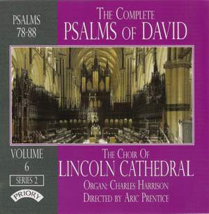 The Complete Psalms of David Volume 6
