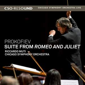 Prokofiev: Suite from Romeo & Juliet