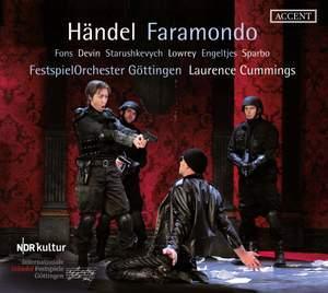 Handel: Faramondo Product Image