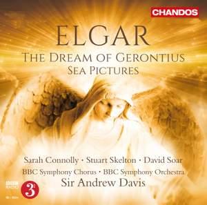 Elgar: The Dream of Gerontius & Sea Pictures Product Image