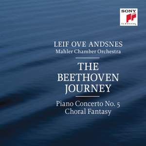 Leif Ove Andsnes: The Beethoven Journey (Piano Concerto No. 5 & Choral Fantasy) Product Image