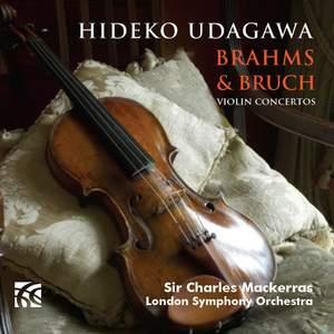 Brahms & Bruch: Violin Concertos Product Image