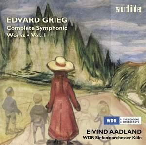 Grieg: Complete Symphonic Works Volume 1 - Vinyl Edition