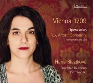 Vienna 1709: Opera Arias Product Image