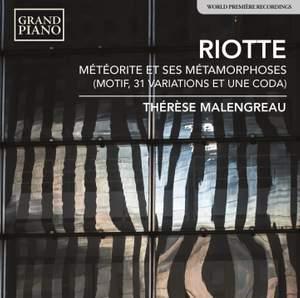 Riotte, A: Météorite et ses métamorphoses