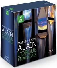 Marie-Claire Alain: L'Orgue Francais