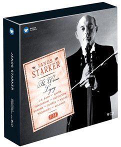 János Starker: The Warner Legacy