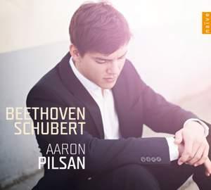Aaron Pilsan plays Beethoven & Schubert