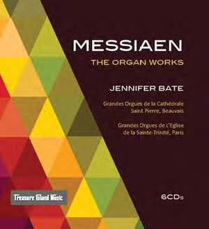 Messiaen: The Organ Works