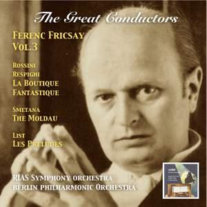 The Great Conductors: Ferenc Fricsay, Vol. 3