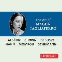 The Art of Magda Tagliaferro