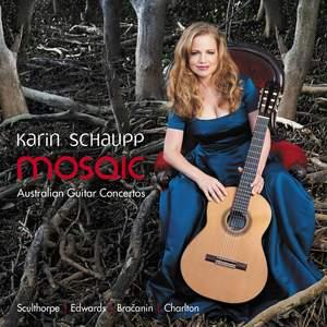 Mosaic: Australian Guitar Concertos